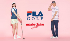 FILA GOLF/MARIE CLAIRE MEN WOMENのセールをチェック