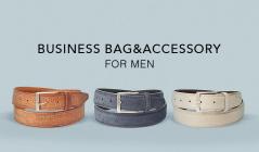 BUSINESS BAG&ACCESSORY FOR MEN(モードフルーレ)のセールをチェック