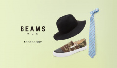 BEAMS MEN -ACCESSORY-(ビームス)のセールをチェック