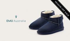 EMU AUSTRALIA_OFF SEASON SALEのセールをチェック
