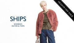 SHIPS WOMEN'S OUTER & TOPS_OFF SEASON ITEM(シップス)のセールをチェック