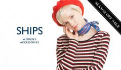 SHIPS WOMEN'S ACCESSORIES_OFF SEASON ITEM(シップス)のセールをチェック