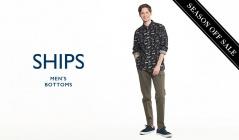 SHIPS MEN'S BOTTOMS_OFF SEASON ITEM(シップス)のセールをチェック