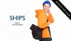 SHIPS MEN'S ACCESSORIES_OFF SEASON ITEM(シップス)のセールをチェック