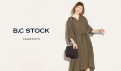 B.C STOCK CLASSICS(ベーセーストック)のセールをチェック