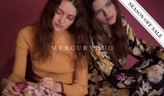 MERCURYDUO_SEASON OFF SALE(マーキュリーデュオ)のセールをチェック