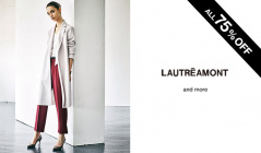 LAUTREAMONT and more  -ALL75%OFF-(ロートレアモン)のセールをチェック