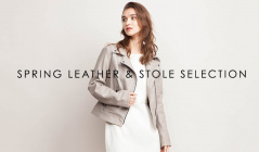 VESGIOIA-LEATHER&STOLE SELECTION-のセールをチェック