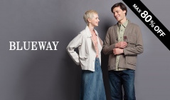 BLUEWAY JEANS MEN & WOMEN(ブルーウェイジーンズ)のセールをチェック