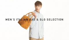 MEN'S ITALIAN BAG & SLG SELECTION(モードフルーレ)のセールをチェック