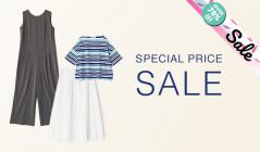 SPECIAL PRICE SALE OVER70%のセールをチェック
