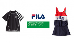 FILA/BENETTON FITNESS KIDSのセールをチェック