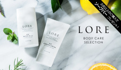 LORE BODY&HAIR CARE SELECTIONのセールをチェック