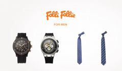Folli Follie For MEN(フォリフォリ)のセールをチェック