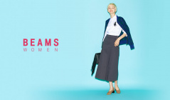 BEAMS WOMEN(ビームス)のセールをチェック