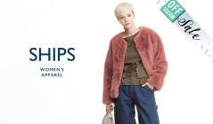 SHIPS WOMEN'S APPAREL_OFF SEASON ITEM(シップス)のセールをチェック