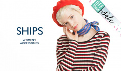 SHIPS WOMEN'S ACCESSORIES_OFF SEASON ITEM(シップス)のセールをチェック