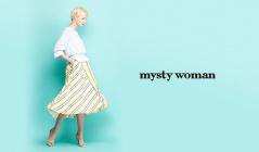 MYSTY WOMAN(ミスティウーマン)のセールをチェック