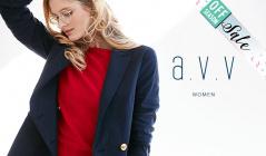 a.v.v Women_OFF SEASON SALE(アーヴェヴェ)のセールをチェック