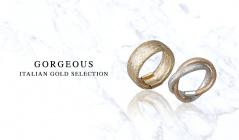 GORGEOUS ITALIAN GOLD SELECTIONのセールをチェック