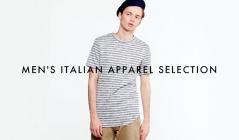 MEN'S ITALIAN APAREL SELECTION(モードフルーレ)のセールをチェック