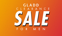 GLADD CLEARANCE FOR MENのセールをチェック