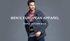 MEN'S EUROPEAN APPAREL & BAG EARLY AUTUMN SALE(モードフルーレ)のセールをチェック