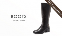 BOOTS COLLECTION_EARLY AUTUMN & WINTER(レベル)のセールをチェック