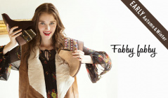 FABBY FABBY_EARLY AUTUMN & WINTER(ファビーファビー)のセールをチェック