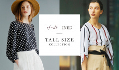 INED / EF-DE TALL SIZE COLLECTIONのセールをチェック