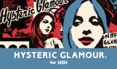 HYSTERIC GLAMOUR MEN(ヒステリックグラマー)のセールをチェック
