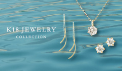 K18 JEWELRY COLLECTIONのセールをチェック