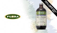 睡眠前の緊張を和らげる天然ハーブ RELAX・ESSENCE(フローラ)のセールをチェック