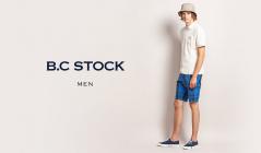B.C STOCK MEN(ベーセーストック)のセールをチェック