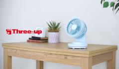 THREE UP-快適な風を-(スリーアップ)のセールをチェック