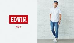 EDWIN MEN(エドウイン)のセールをチェック