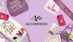ACCOMMODE SUMMER FINAL SALE(アコモデ)のセールをチェック