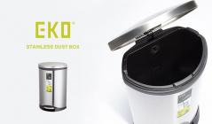 EKO-STAINLESS DUST BOX-のセールをチェック