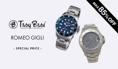 TROY BROS/ROMEO GIGLI -SPECIAL PRICE-(トロイブロス)のセールをチェック