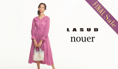 LASUD/NOUER_FINAL SALE_APPAREL(ラシュッド)のセールをチェック