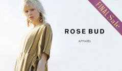 ROSE BUD -APPAREL-_FINAL SALE_APPAREL(ローズ バッド)のセールをチェック
