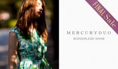 MERCURYDUO_FINAL SALE_APPAREL(マーキュリーデュオ)のセールをチェック