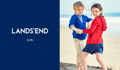 LANDS' END GIRL(ランズエンド)のセールをチェック