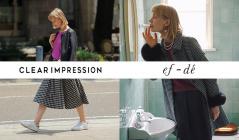 CLEAR IMPRESSION / EF-DEのセールをチェック