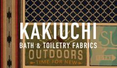KAKIUCHI -BATH&TOILETRY FABRICS-(カキウチ)のセールをチェック