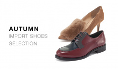 AUTUMN IMPORT SHOES SELECTIONのセールをチェック