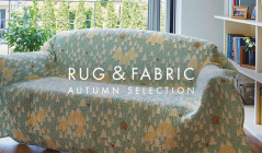 RUG & FABRIC AUTUMN SELECTIONのセールをチェック