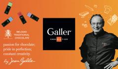 ベルギー王室御用達の高級チョコレート GALLER(ガレー)のセールをチェック