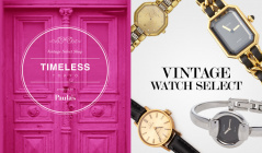 TIMELESS_TOKYO -VINTAGE WATCH SELECT-(タイムレス トウキョウ バイ パウラズ)のセールをチェック