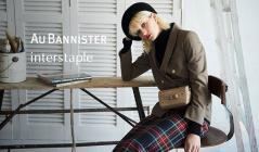 AU BANNISTER/INTERSTAPLE(オゥ バニスター)のセールをチェック
